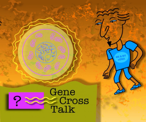 6 - Gene Cross Talk screen shot